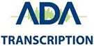 Ada Transcription